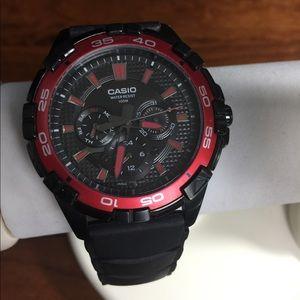 CASIO Water Resistant MTD-1069 Watch